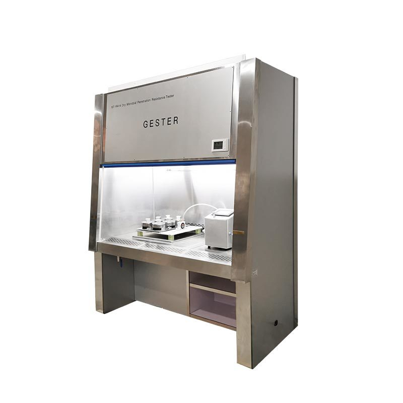 Dry microbial penetration resistance tester DMPRT GT-RA14