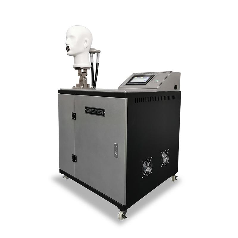 EN149 Mask Respiratory Breathing Resistance Tester GT-RA03