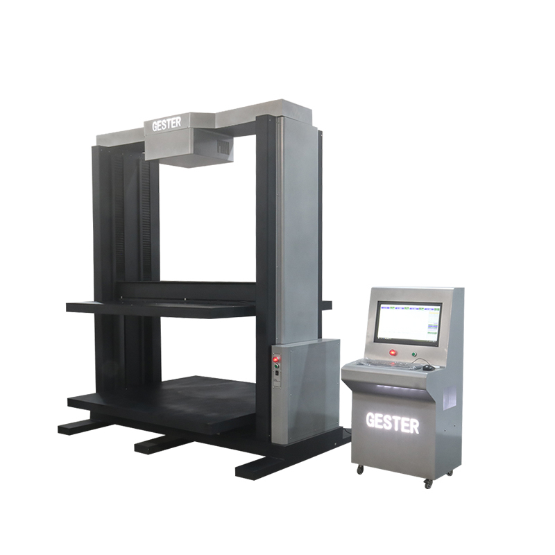 Four-column Box Compression Testing Machine Computer Control GT-N02D