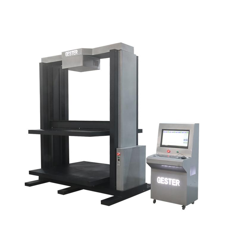 Four-column Box Compression Testing Machine Computer Control GT-N02D