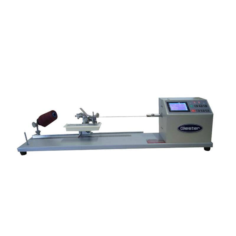 Electronic Single Yarn Twist Tester Machine GT-RA08