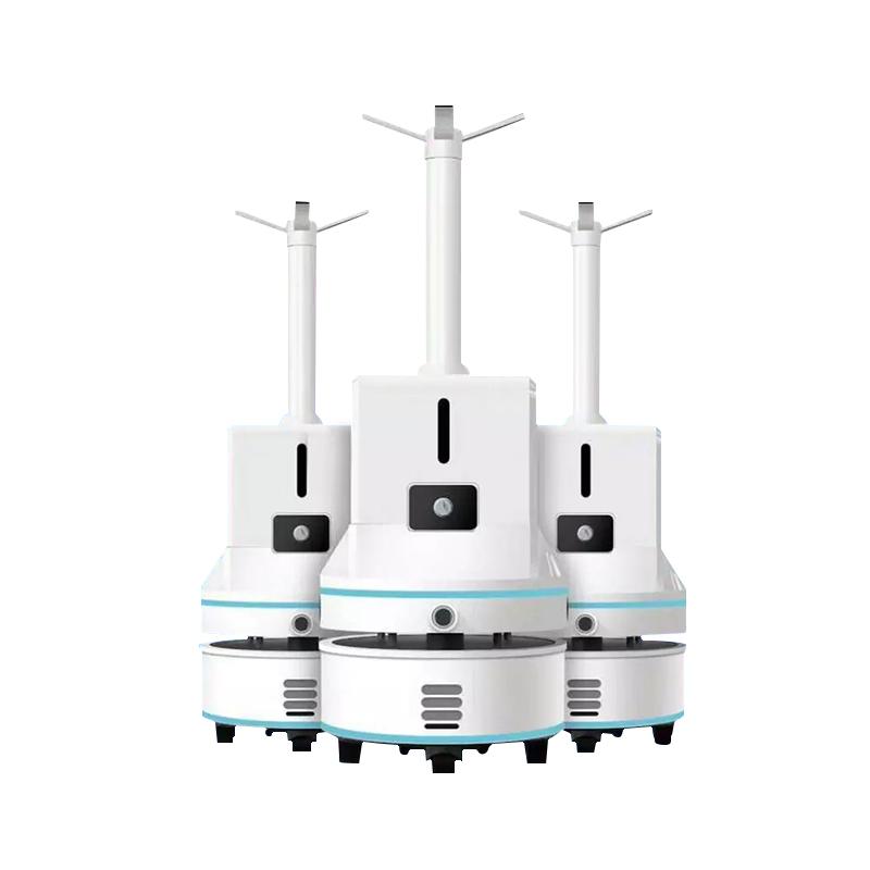 Intelligent Atomization Disinfection Robot GT-R800