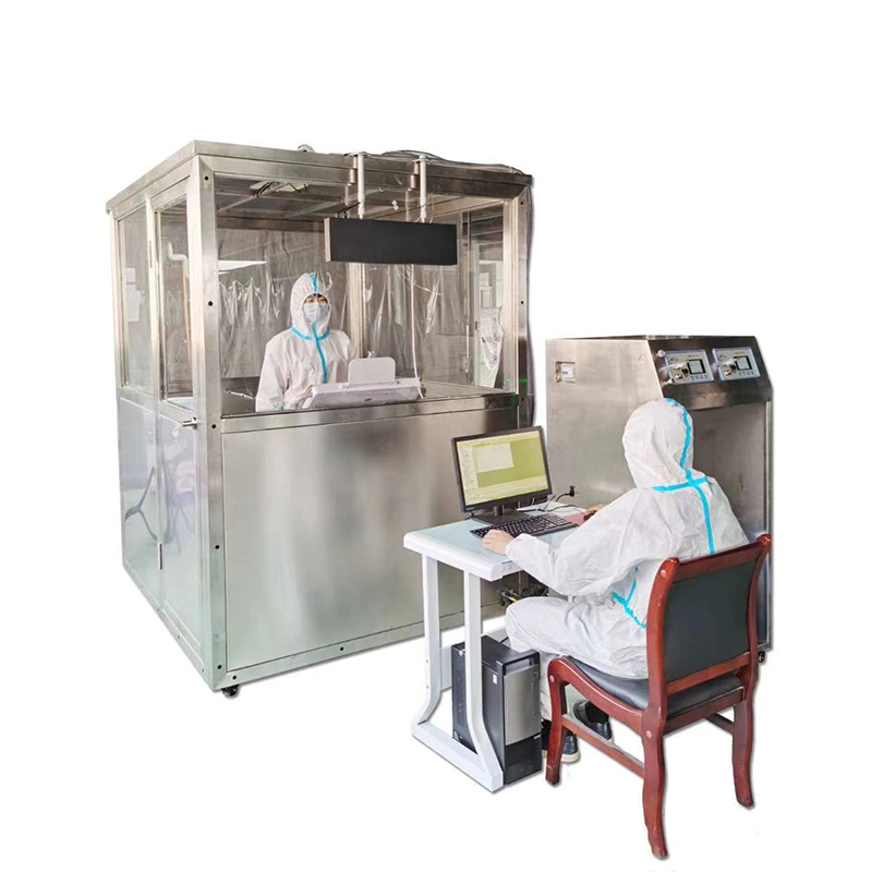 Protective Clothing and Mask Leakage Tester GT-RA08A