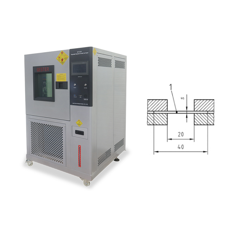 Low Temperature Flex Cracking Tester GT-KC11