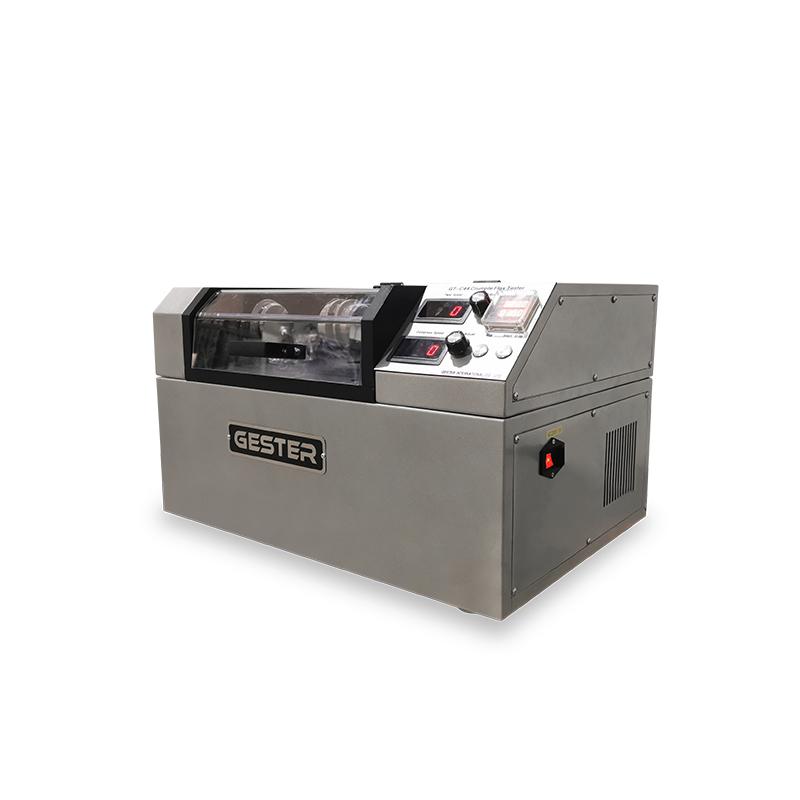 Crumple Flex Tester for plastics coated fabrics GT-C44