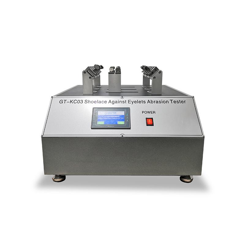 SATRA TM93 Shoe Lace And Eyelets Abrasion Testing Machine GT-KC03