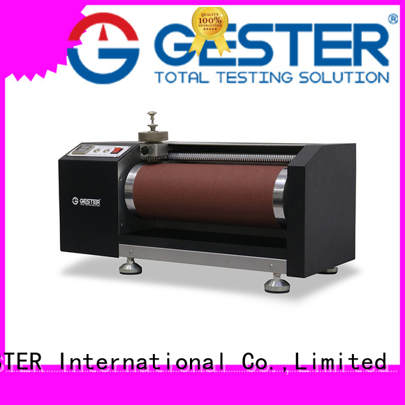 GESTER rubber fatigue testing machine standard for lab