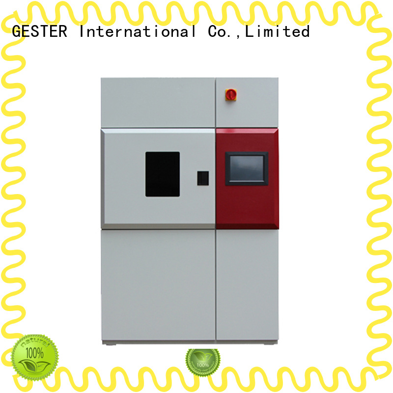 GESTER high precision ozone test chamber standards for shoes