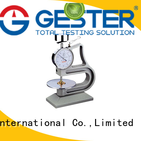 GESTER universal Leather Testing machine for sale for test