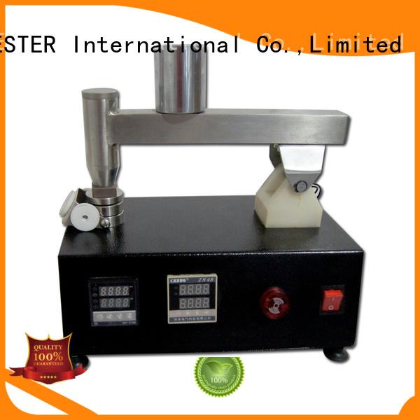 GESTER rubber EN 344 Martindale Abrasion Tester price for lab