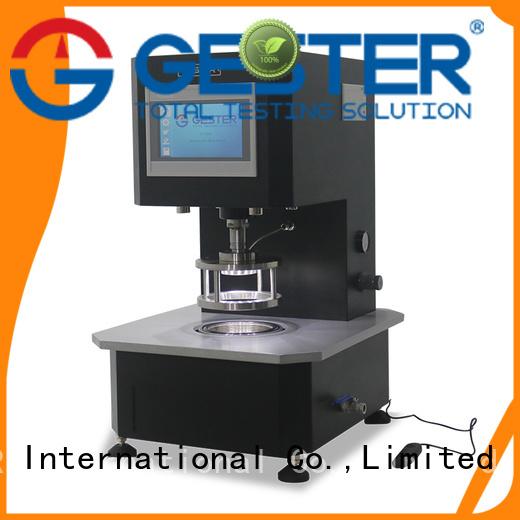 GESTER martindale pilling test method standard for test