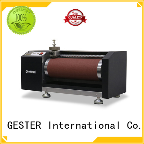 GESTER bally leather flexing tester supplier for footwear