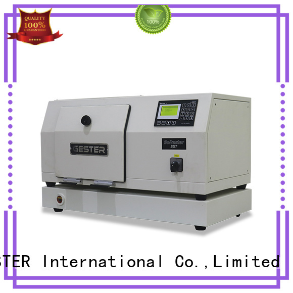 GESTER Non Woven Fabric Testing Instruments price for Nonwovens