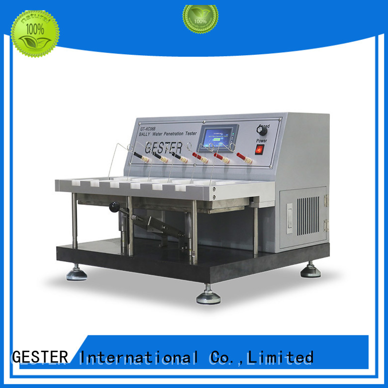 GESTER Water Penetration Tester wholesale for fabric