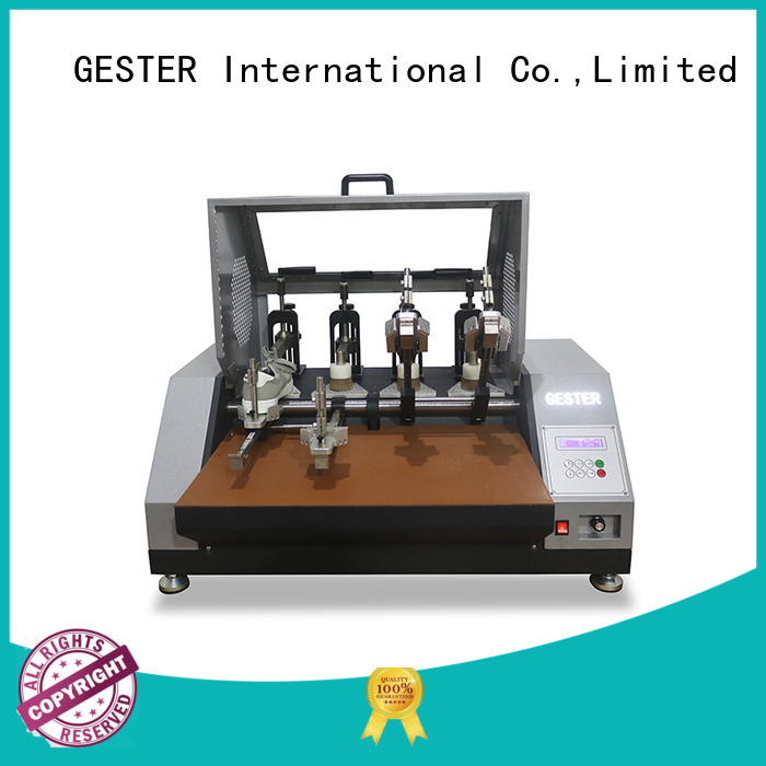 GESTER universal whole shoe flexing machine price for shoe