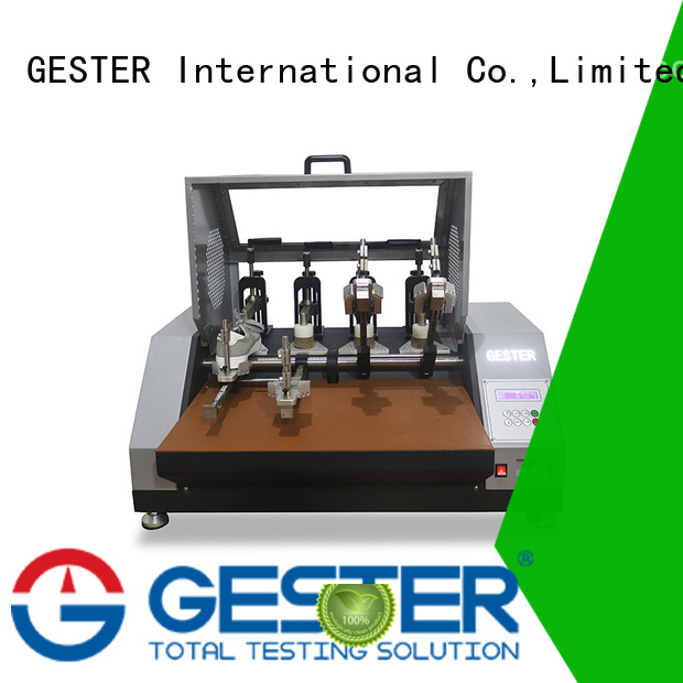 GESTER shoe sole testing for sale for lab