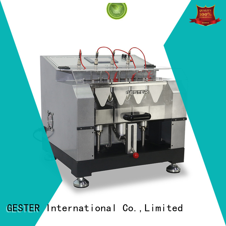 GESTER universal tensile tester manufacturer for leather