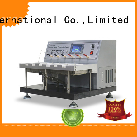 GESTER customized din abrasion tester factory for lab