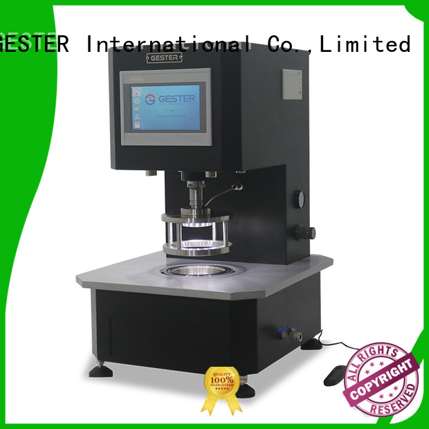 GESTER automatic hydrostatic head tester manufacturer for footwear