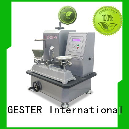 GESTER martindale test supplier for fabric