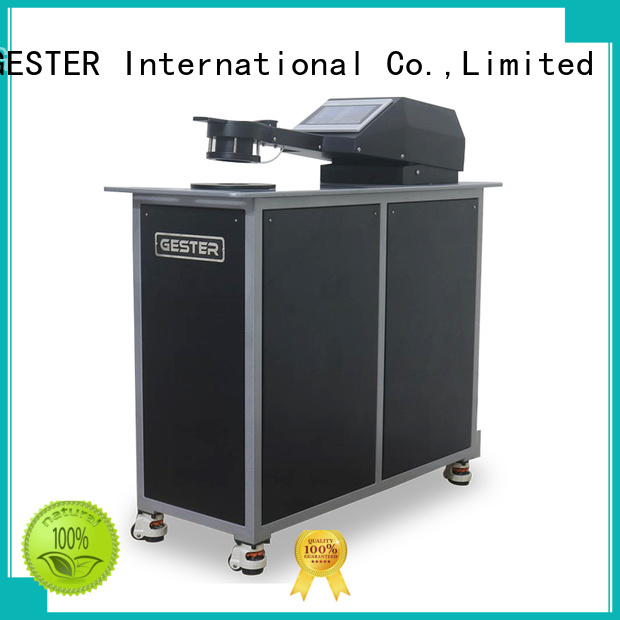 GESTER Nonwovens Tester manufacturer for fabrics